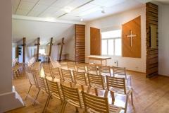 Pöyhölän kirkkosali